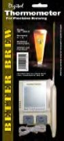 Better Brew Digital Thermometer With Probe